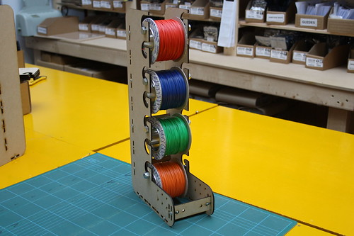 Wire Spool Holder (WIHO) - One Wide