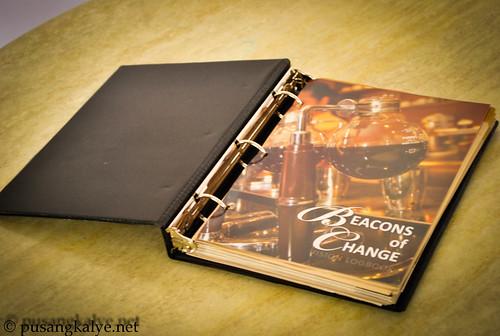 UCC Vision logbook