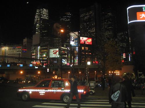 nr. Seibu Shinjuku Station