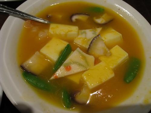 小朋友的菜:南瓜豆腐
