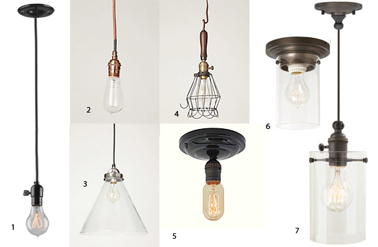 The Beauty of the Bulb Light bulb-exposing industrial lighting trend u2013 House Obsession  sc 1 st  House Obsession - WordPress.com & The Beauty of the Bulb: Light bulb-exposing industrial lighting ... azcodes.com