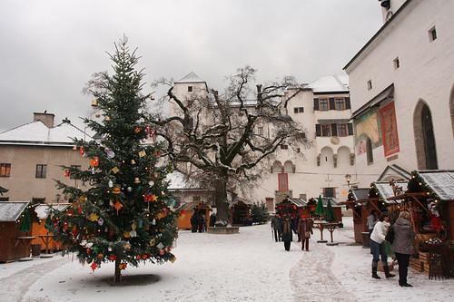 Christkindlmarkt in Festung Hohensalzburg