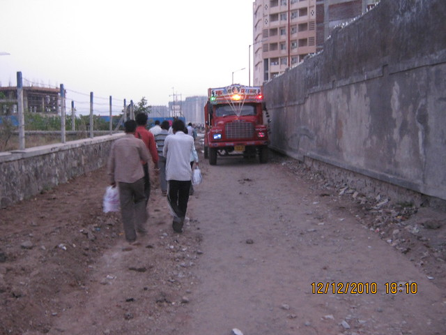 In Back Lane of Rajiv Gandhi Infotech Park Hinjewadi - 2