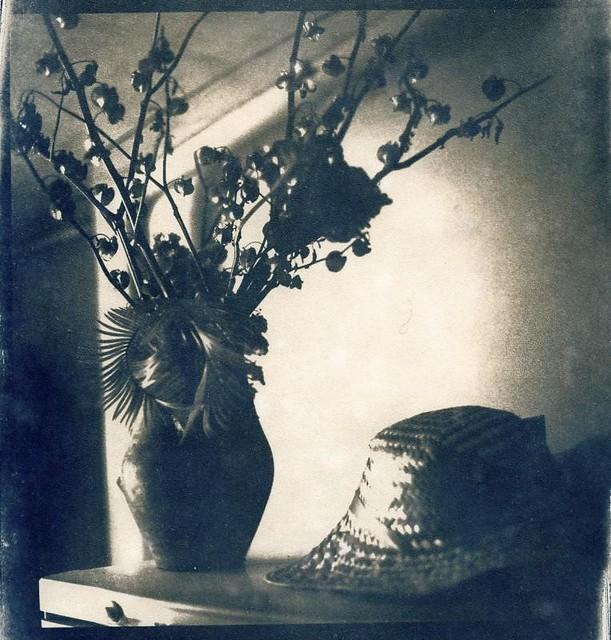 натюрморт с соломенной шляпой / still life with a straw hat