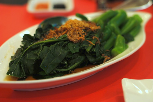 Hong Kong Kai Lan with Oyster Sauce