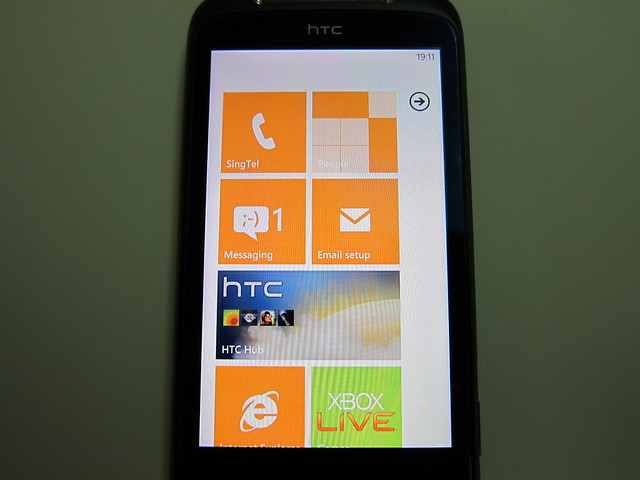 Windows Phone 7 OS