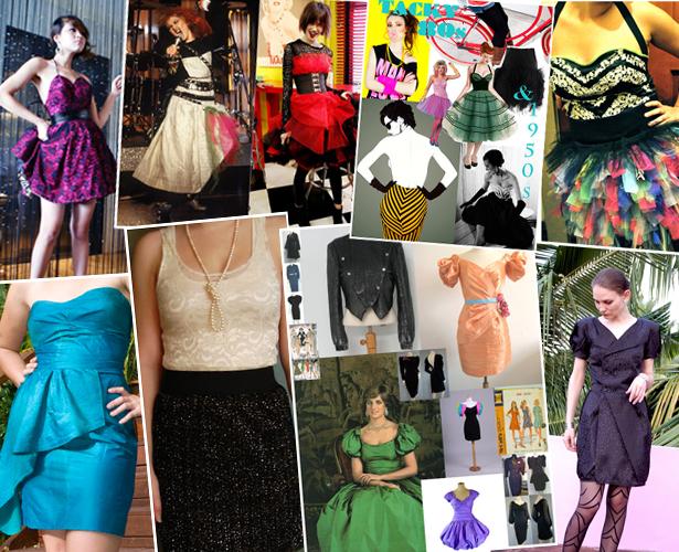 Bernina Party Through The Decades Roundup Sewing Blog