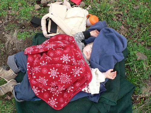 sleeping Clara