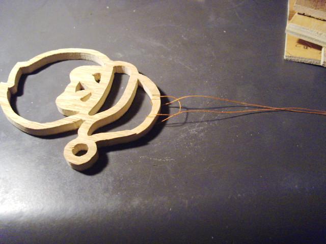 Stringing...