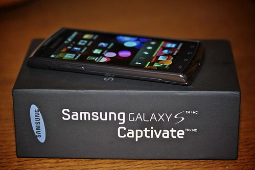 Samsung Galaxy S Captive 7