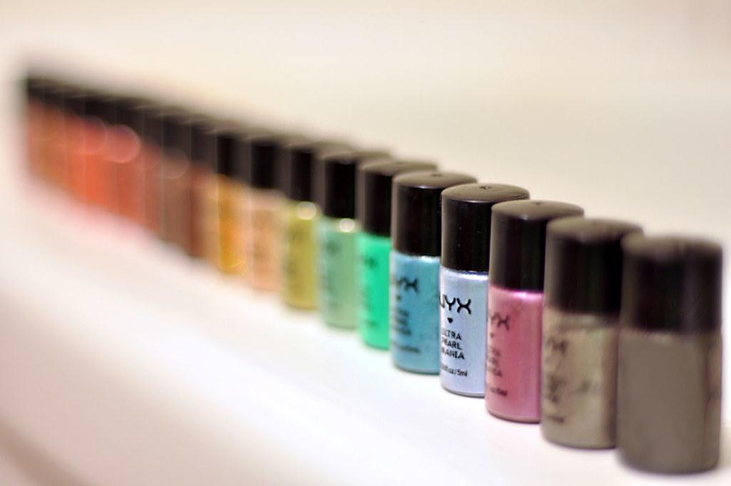 Obsessive Compulsive Color-Organizing