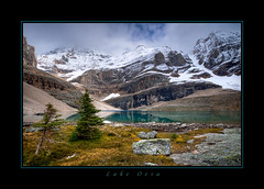 Lake Oesa (Maclobster) Tags: lake rockies canadian ohara oesa keithgrajala