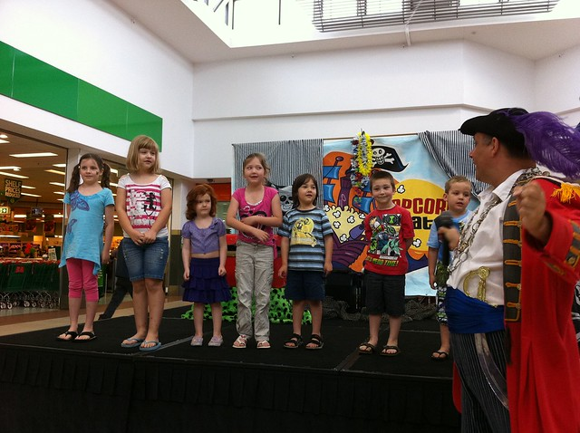 Krazee Pirate Show