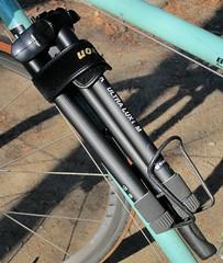 bike & tripod