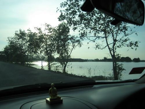 Suphan Buri flooding