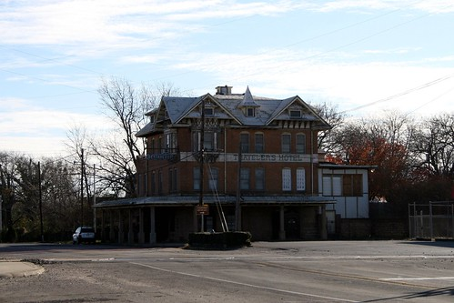 hotel traveler's home/ernst martin kohl building