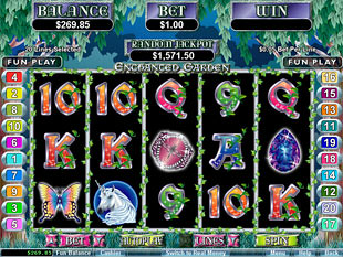 Enchanted Garden slot machine