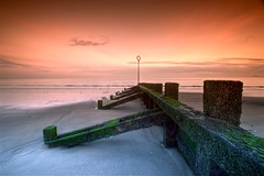 Kick in the groyne - Explored! (OnlyEverOneJack) Tags: winter sea seascape beach sunrise fire scotland sand edinburgh exposure shot sony wideangle line scot portobello alpha filters grad tamron ultrawide groyne tobacco leading fireinthesky firth tabacco firthofforth cockenzie cokin greatphotographers leadingline sonyalpha scotlandsunset a450 1024mm cokinpseries scottishsunrise tamron1024mm pinnaclephotography sonyalphaa450 greaterphotographers onlyeveronejack wwwimagesbyandrewjackcouk