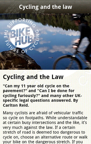 CyclingAndTheLaw