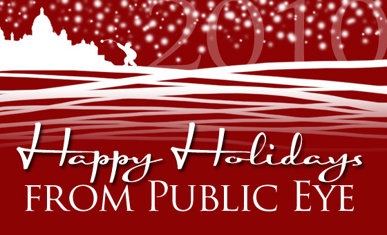 Happy Holidays from Public Eye
