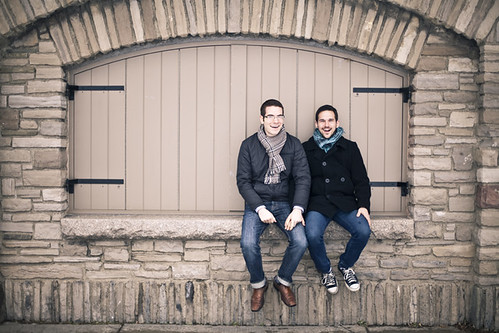 Peter & Mark
