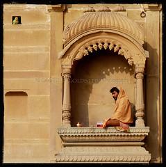 From Within (designldg) Tags: morning people orange india man bird square book peace reader atmosphere parrot fabric varanasi shawl kashi benares benaras ghat uttarpradesh भारत indiasong