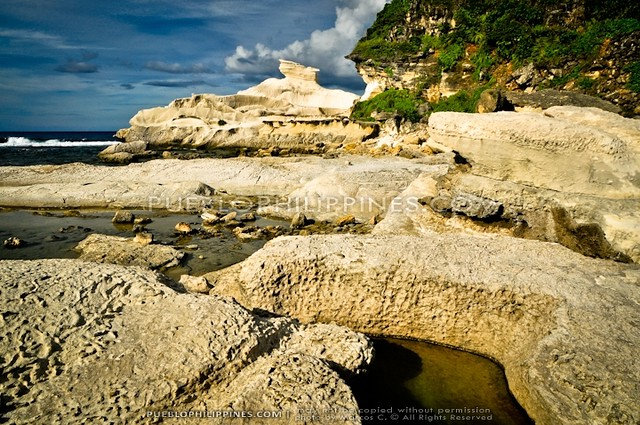 Kapurpurawan White Rock and the Long Walk