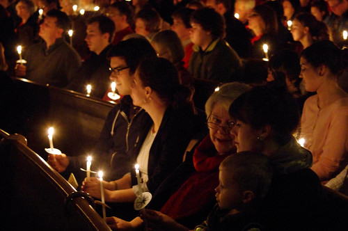 Candlelight Service 2