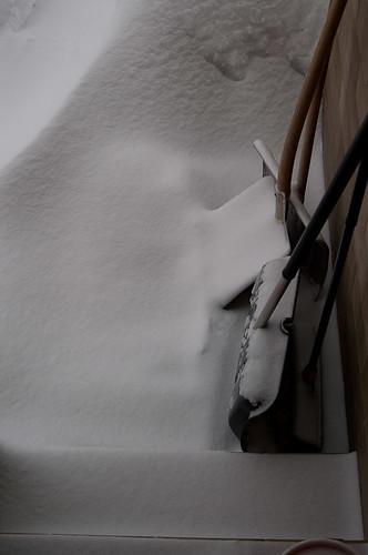 Overnight Snowdrift