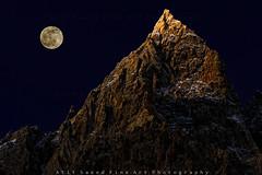 Edifice.. (M Atif Saeed) Tags: pakistan mountain mountains nature landscape explore frontpage allxpressus atifsaeed gettyimagespakistanq1