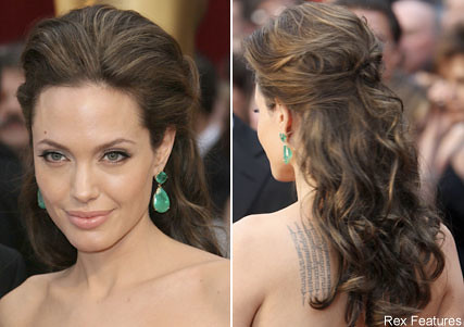 Hair-Angelina