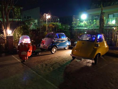 ちびっこ車Xmasツーリング 2010【2010.12.25】