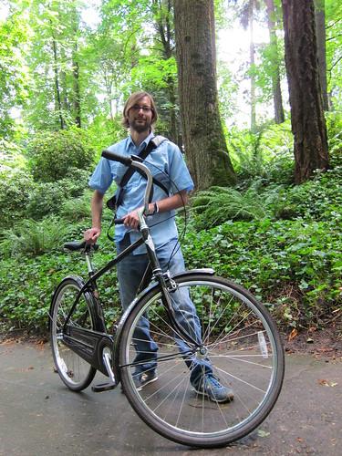 Portland bike rental