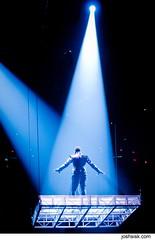 Usher @ OMG Tour.