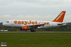 G-EZIE - 2446 - Easyjet - Airbus A319-111 - Luton - 100429 - Steven Gray - IMG_0580