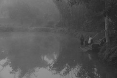 Romantic Mist [ সপ্নিল  কুয়াশা ] (HamimCHOWDHURY  [Active 01 Feb 2016 ]) Tags: life light shadow red portrait blackandwhite white mist black green nature canon eos colorful faces blu sony surreal excellent dhaka vaio rgb hobigonj bangladesh dlsr 60d 595036 framebangladesh digombor dawanbari marufdeawan