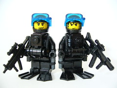 U.S. Navy SEALs (Colonel Ghostman) Tags: 2 6 black water modern us team war call flickr fig duty rifle navy scuba special seal legos seals soldiers guns minifig shotgun custom six figures ras videos m4 pistols forces mp5 rebreather hunters carbine socom warfare p226 youtube minifigures soviets submachine mocpages colonelghostman