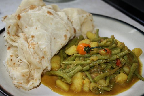 Curried Bodi on flickr by Caribbean Pot
