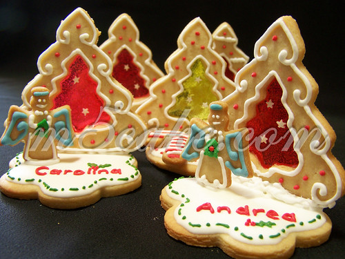 Christmas Party cookies - 3