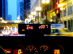 Where we're going, we don't need roads (minnepixel) Tags: temp street longexposure light urban orange chicago storm motion hot canon lights back exposure downtown driving glow dof time loop action bokeh cab taxi gas depthoffield pointofview future meter temperature hack signal mph gauges backseat humid references g11 chicagoist lightstream canonpowershotg11