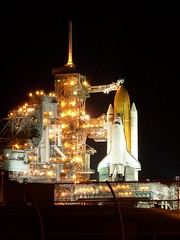 Space Shuttle Discovery (mgrabois) Tags: florida space pad center nasa shuttle cape ksc launch discovery kennedy canaveral sts114