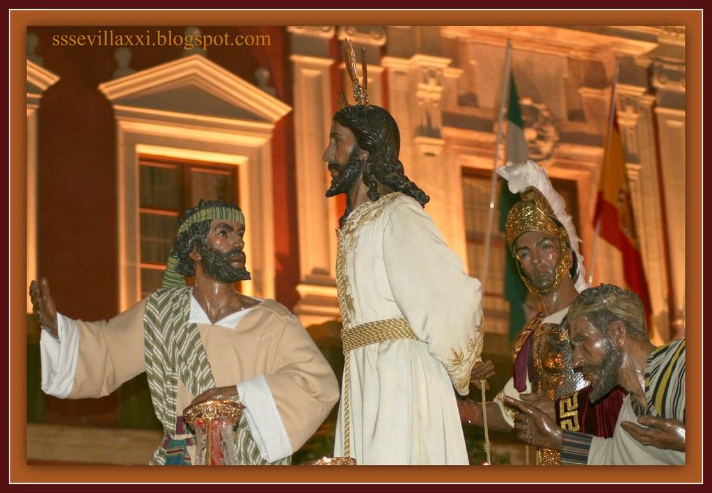 Nuestro Padre Jesús ante Anás, Martes Santo 2010