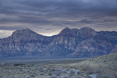 Redrock Canyon, Las Vegas (Matthew Joll) Tags: las vegas red usa storm rock clouds america canon grey us desert state wind lasvegas united nevada gray dry canyon states 450d canon450d rebelxsi