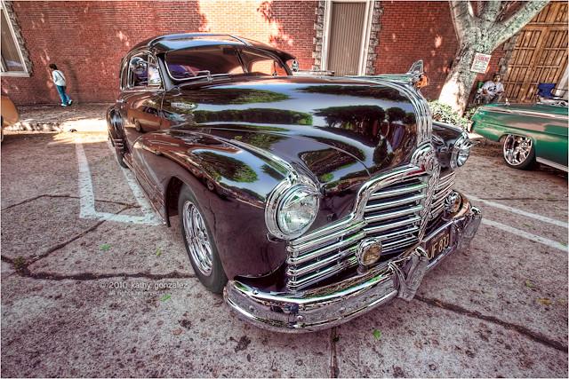1946 pontiac eight