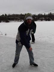 Tee Lake Resort - Winter Fun (TeeLakeResort) Tags: snow michigan iceskating sledding upnorth icefishing crosscountryskiing lewiston gaylord grayling teelake vacationrentals cabinrentals teelakeresort