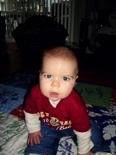 Angry Baby USC Fan