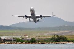 Continental Air Lines - Boeing 757-300 - N75858 - Queen Beatrix International Airport (AUA) - Aruba - September 18, 2010 1 431 RT CRP (TVL1970) Tags: airplane geotagged nikon aircraft aviation continental rr rollsroyce aruba boeing airlines 757 airliners 757300 aua winglets continentalairlines boeing757 b757 rb211 gp1 d90 boeing757300 757324 b753 tnca nikond90 nikkor70300mmvr 70300mmvr queenbeatrixinternationalairport n75858 aviationpartners nikongp1 queenbeatrixairport aeropuertointernacionalreinabeatrix reinabeatrixairport rb211535e4c 757324wl 757300wl