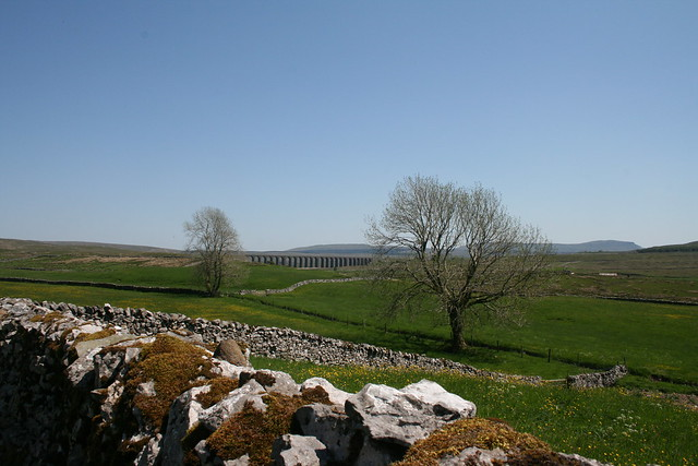 Ribbledale and Ribblehead Viaduct