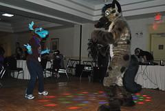 Furry dance