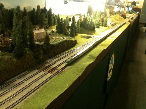 model railroading